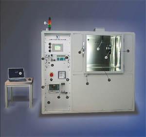 SIM 7500臭氧箱